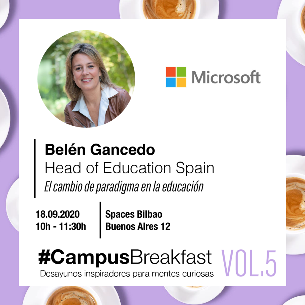 Campus Breakfast_VOL.5_Belén Gancedo