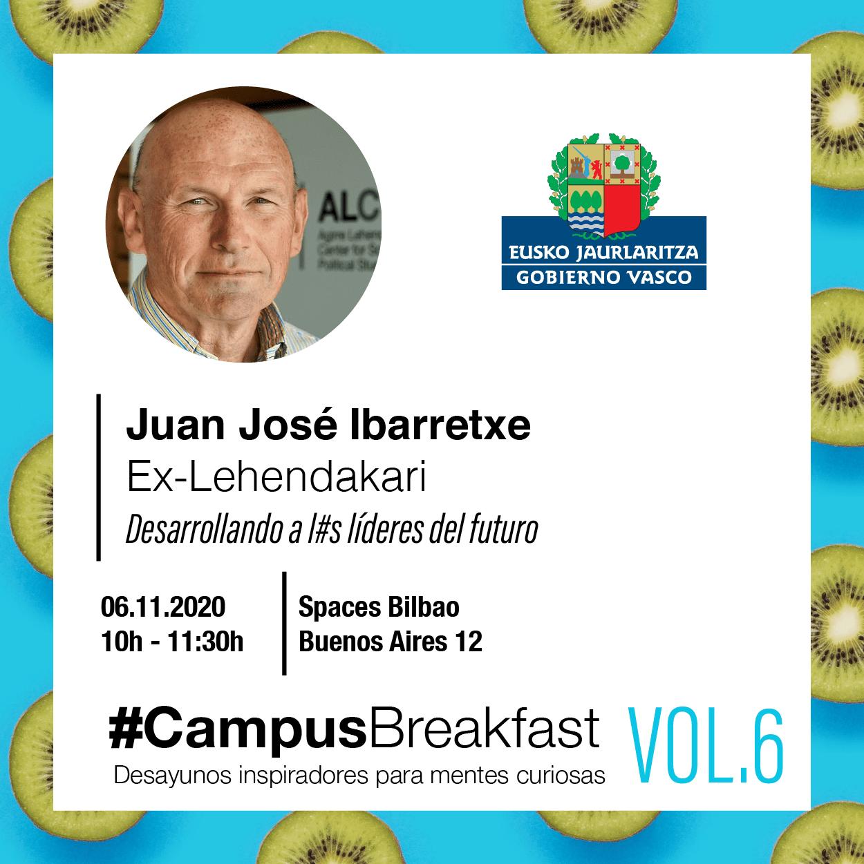 Breakfast_Juan José Ibarretxe
